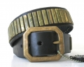 DOA 221B Handcrafted Leather Belt from David Olive Accessories