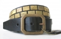 DOA 222B Handcrafted Leather Belt from David Olive Accessories