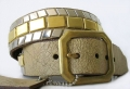 DOA 223B Handcrafted Leather Belt from David Olive Accessories