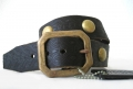 DOA 229B Handcrafted Leather Belt from David Olive Accessories