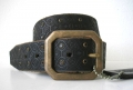 DOA 234B Handcrafted Leather Belt from David Olive Accessories