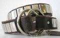 DOA 226B Handcrafted Leather Belt from David Olive Accessories