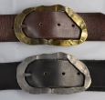 Handcrafted Leather belt from Beth Frank-(sc4)