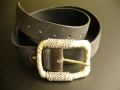 Handcrafted belt by Waitz Design (dd5016)