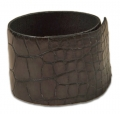 Peter Hoffman Handmade Wristcuff in Alligator