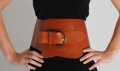 N'Damus Brown Corset Belt