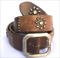 Old Stud Handmade Studded Leather Belt (OS-h1)