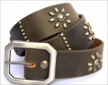 Old Stud Handmade Studded Leather Belt (OS-h2)