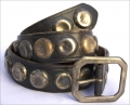 Old Stud Handmade Studded Leather Belt (OS-m1)