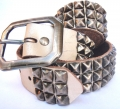 Old Stud Handmade Studded Leather Belt (OS-m10)