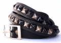 Old Stud Handmade Studded Leather Belt (OS-n4)