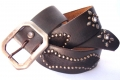Old Stud Handmade Studded Leather Belt (OS-p8)
