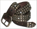 Old Stud Handmade Studded Leather Belt (OS-ps1)