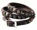 Old Stud Handmade Studded Leather Belt (OS-ng3)