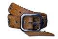 DOA 236B Handcrafted Leather Belt from David Olive Accessories