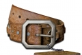 DOA 237B Handcrafted Leather Belt from David Olive Accessories
