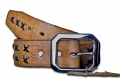 DOA 238B Handcrafted Leather Belt from David Olive Accessories