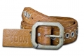 DOA 240B Handcrafted Leather Belt from David Olive Accessories