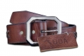 DOA 242B Handcrafted Leather Belt from David Olive Accessories