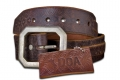 DOA 243B Handcrafted Leather Belt from David Olive Accessories