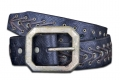 DOA 244B Handcrafted Leather Belt from David Olive Accessories