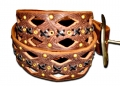 DOA 252B Handcrafted Leather Belt from David Olive Accessories