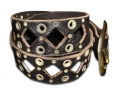 DOA 254B Handcrafted Leather Belt from David Olive Accessories