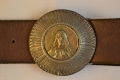Handcrafted Leather belt from Beth Frank-(LE-1054)