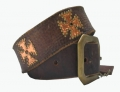 Handcrafted Leather Belt from David Olive Accessories (sc9)